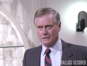 Dallas, Fat Lady Singeth, J.R. Ewing, Larry Hagman
