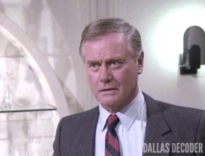 Dallas, Fat Lady Singeth, J.R. Ewing, Larry Hagman