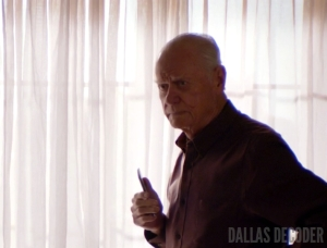 Dallas, False Confessions, J.R. Ewing, Larry Hagman