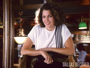 Dallas, Holly Harwood, Lois Chiles, Ray's Trial