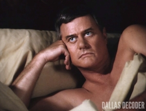 Dallas, Larry Hagman, Oil Baron's Ball, J.R. Ewing