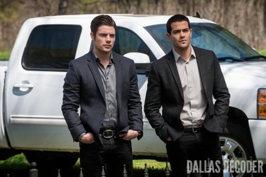 Christopher Ewing, Dallas, Jesse Metcalfe, Josh Henderson, Legacies