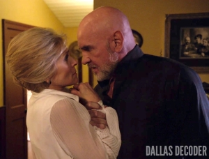 Dallas, Furious and the Fast, Harris Ryland, Judith Light, Judith Brown Ryland, Mitch Pileggi, TNT