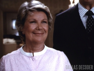 Barbara Bel Geddes, Barbecue Four, Dallas, Miss Ellie Ewing