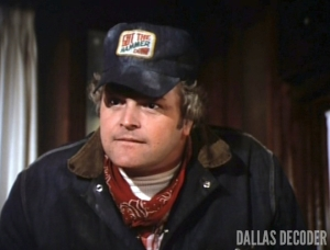 Dallas, Brian Dennehy, Luther Frick, Winds of Vengeance