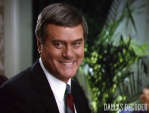 Barbecue Four, Dallas, J.R. Ewing, Larry Hagman