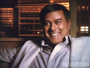 Dallas, J.R. Ewing, Larry Hagman, Past Imperfect