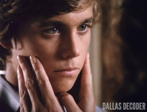 Christopher Atkins, Dallas, Peter Richards, Peter's Principles