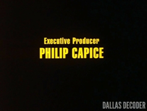 Dallas, Peter's Principles, Philip Capice