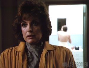 Christopher Atkins, Dallas, Linda Gray, Offshore Crude, Peter Richards, Sue Ellen Ewing