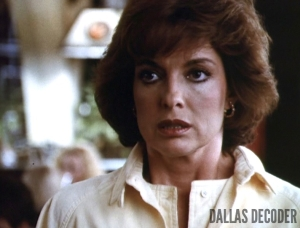 Dallas, Linda Gray, Some Do ... Some Don't, Sue Ellen Ewing