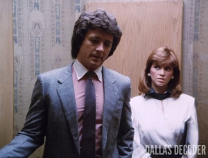 Bobby Ewing, Dallas, Eye of the Beholder, Pam Ewing, Patrick Duffy, Victoria Principal