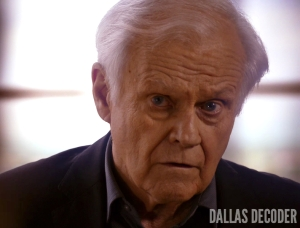 Cliff Barnes, Dallas, Ken Kercheval, TNT