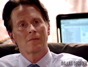 Dallas, Governor Sam McConaughey, Steven Weber, TNT