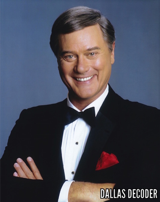 Dallas, Larry Hagman, J.R. Ewing