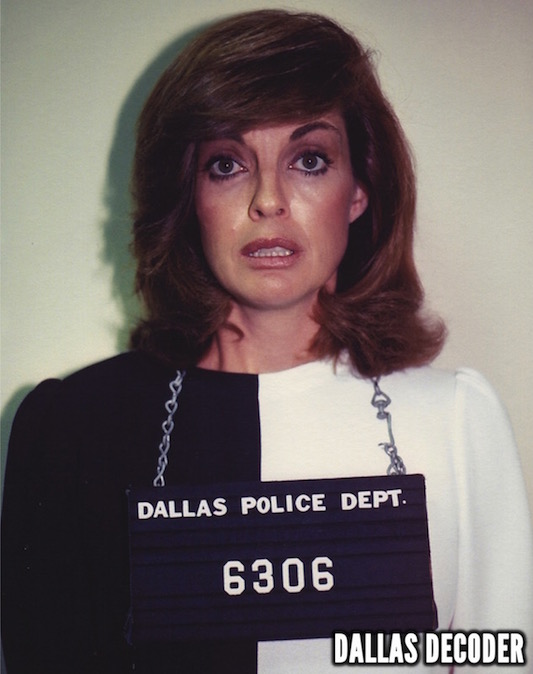 Dallas, Linda Gray, Sue Ellen Ewing, Who Done It?, Who Shot J.R.?