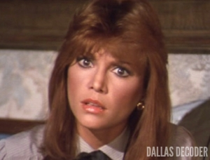 Crash of '83, Dallas, Pam Ewing, Victoria Principal