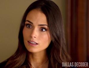 Dallas, Elena Ramos, Ewings Unite, Jordana Brewster