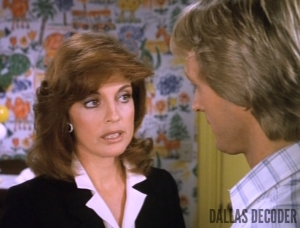Dallas, Gary Ewing, Linda Gray, No More Mr. Nice Guy Part 2, Sue Ellen Ewing, Ted Shackelford, TNT