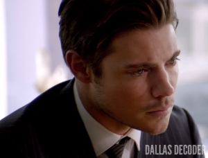 Dallas, John Ross Ewing, Josh Henderson, Let Me In, TNT