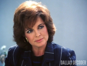 Dallas, Eye of the Beholder, Linda Gray, Sue Ellen Ewing