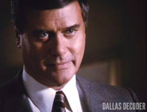 Dallas, J.R. Ewing, Larry Hagman, Twelve Mile Limit