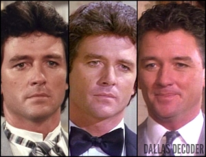 Bobby Ewing, Dallas, Patrick Duffy
