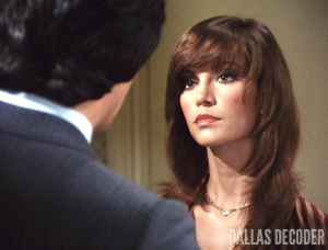 Dallas, Pam Ewing, Prodigal Mother, Victoria Principal