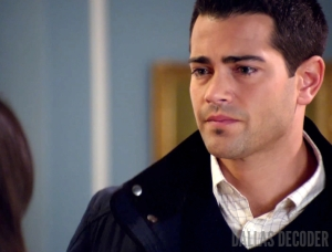 Christopher Ewing, Dallas, Guilt by Association, Jesse Metcalfe, TNT