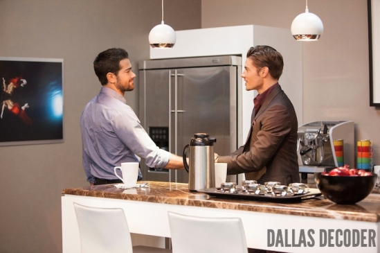 Christopher Ewing, Dallas, Jesse Metcalfe, John Ross Ewing, Josh Henderson, Return, TNT
