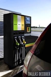 Dallas, Ewing Energies gas, gasoline, TNT