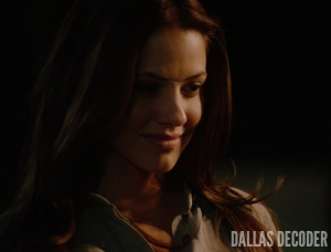 Dallas, Julie Gonzalo, Pamela Rebecca Barnes Ewing, Return, TNT