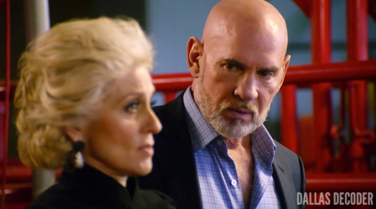 Dallas, Harris Ryland, Judith Light, Judith Ryland, Mitch Pileggi, TNT, Trust Me