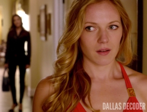 Emma Bell, Emma Ryland, Playing Chicken, TNT