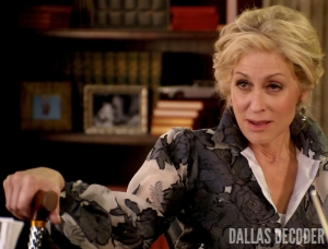 Dallas, Judith Light, Judith Ryland, TNT