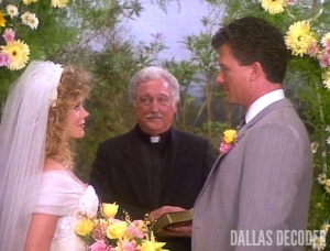April Stevens Ewing, Bobby Ewing, Dallas, Patrick Duffy, Sheree J. Wilson