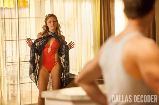 Dallas, Emma Bell, Emma Ryland, Playing Chicken, TNT