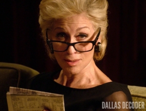 Dallas, Judith Light, Judith Ryland, Lifting the Veil, TNT