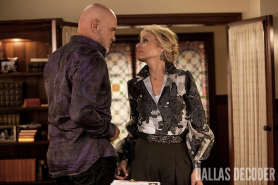 Dallas, Harris Ryland, Judith Light, Judith Ryland, Mitch Pileggi TNT, Trust Me