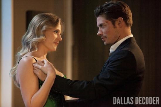 Dallas, Emma Bell, Emma Ryland, John Ross Ewing, Josh Henderson, Playing Chicken, TNT