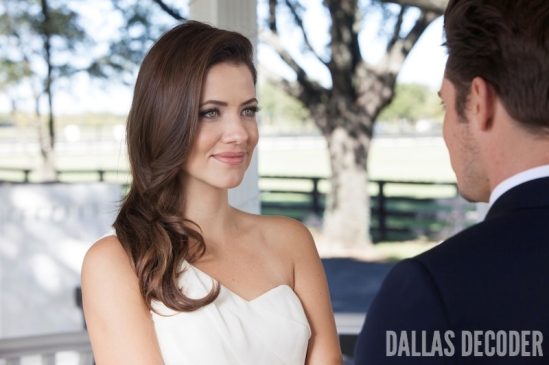 Dallas, Julie Gonzalo, Lifting the Veil, Pamela Rebecca Barnes Ewing, TNT