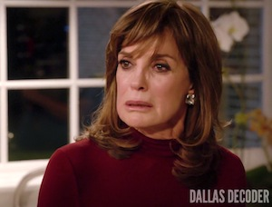 Dallas, Linda Gray, Like Father Like Son, Sue Ellen Ewing, TNT
