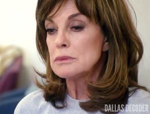 Dallas, Linda Gray, Like a Bad Penny, Sue Ellen Ewing, TNT
