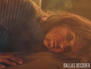 Dallas, Linda Gray, Sue Ellen Ewing, TNT, Where There's Smoke