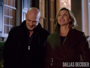 Ann Ewing, Brenda Strong, Dallas, Harris Ryland, Mitch Pileggi, TNT
