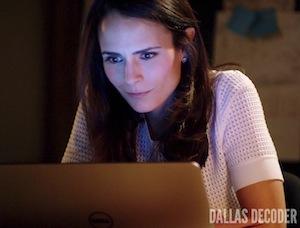 Dallas, Elena Ramos, Jordana Brewster, TNT,