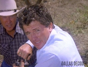 Bobby Ewing, Dallas, Patrick Duffy, Ray Krebbs, Steve Kanaly