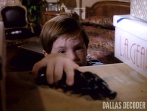 Christopher Ewing, Dallas, Joshua Harris