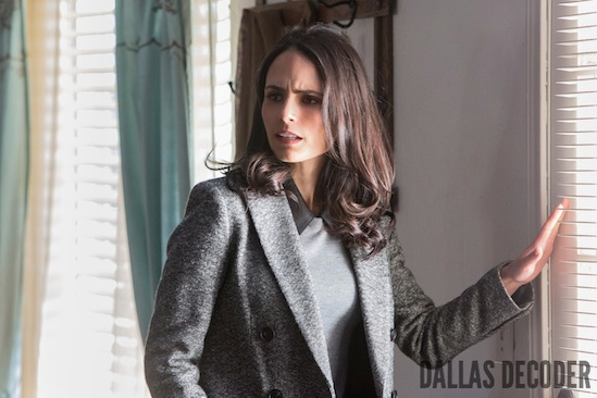 Dallas, Elena Ramos, Jordana Brewster, TNT, Where There's Smoke