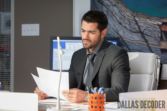 Christopher Ewing, Dallas, Jesse Metcalfe, Like a Bad Penny, TNT